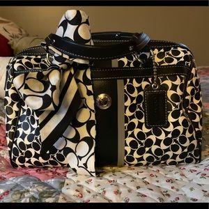 Coach Handbag Great Consition